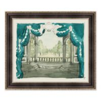 Theatre 1 28.25-Inch x 24.25-Inch Framed Wall Art