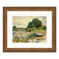 Country Landscape 2 23.5-Inch x 27.5-Inch Framed Print Wall Art