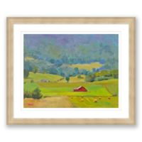 Tennessee Farm 20-Inch x 24-Inch Framed Print Wall Art