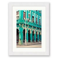 Cuban Color 21-Inch x 27.5-Inch Framed Print Wall Art