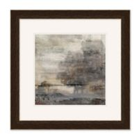 Early Light 2 23-Inch Square Framed Wall Art