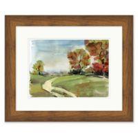 Rustic Field 2 19.5-Inch x 23.5-Inch Framed Wall Art