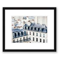 Rooftop Soliloquy 23.5-Inch x 19.5-Inch Framed Print Wall Art