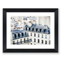 Rooftop Soliloquy 40.25-Inch x 32.25-Inch Framed Print Wall Art