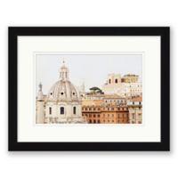 Roma 17.5-Inch x 13.5-Inch Framed Wall Art