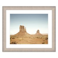 Out West 41.25-Inch x 35.25-Inch Framed Wall Art