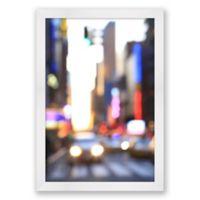 Running Lights 14-Inch x 20-Inch Framed Wall Art