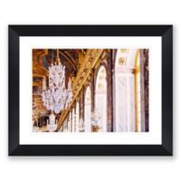 Chandelier 40.25-Inch x 32.25-Inch Framed Wall Art