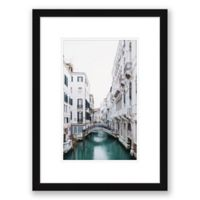 Venezia 17.5-Inch x 23.5-Inch Framed Print Wall Art
