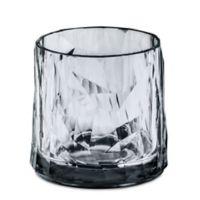 Koziol Club Tumbler Glasses in Grey (Set of 6)
