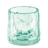 Koziol Club Tumbler Glasses in Jade (Set of 6)