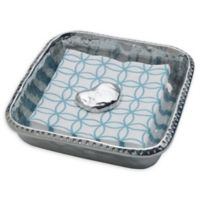 Wilton Armetale® River Rock Napkin Holder with Weight