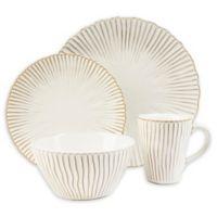 Sango® Portura 16-Piece Dinnerware Set in White