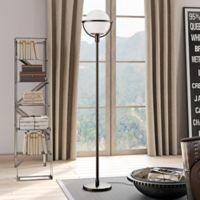 Hudson&canal Cieonna Floor Lamp in Black