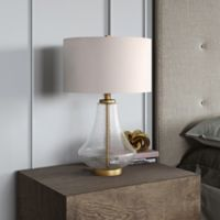 Hudson&canal Lagos Table Lamp in Brass