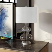 Hudson&canal Katrin Table Lamp in Clear