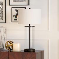 Hudson&canal Rowan Table Lamp in Black