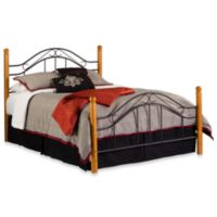Hillsdale Winsloh Twin Bed Set with Rails