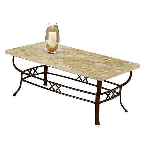 Hillsdale Brookside Coffee Table Bed Bath Amp Beyond