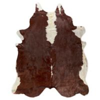 Natural Rugs™ Kobe 6' X 7' Area Rug in Brown/white