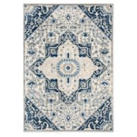 Safavieh Brentwood Arabelle 4' x 6' Area Rug in Cream