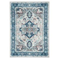 Safavieh Brentwood Nara 4' x 6' Area Rug in Light Grey