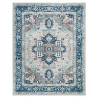 Safavieh Brentwood Nara 8' x 10' Area Rug in Light Grey