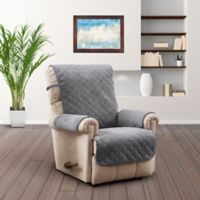 Prism Secure Fit Recliner Protector in Grey