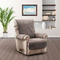 Prism Secure Fit Recliner Protector in Mocha