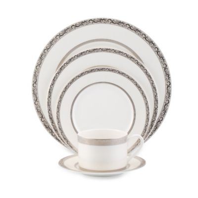 Mikasa® Italian Countryside Platinum 5-Piece Place Setting  sc 1 st  Bed Bath \u0026 Beyond & Buy Italian Dinnerware Sets from Bed Bath \u0026 Beyond