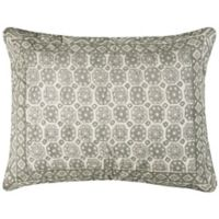 Rizzy Home Pierce Standard Pillow Sham in Natural