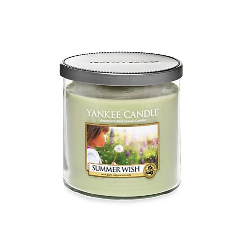 Yankee Candle® Summer Wish™ Medium 2-Wick Lidded Candle Tumbler