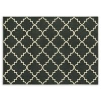 "Mohawk Home® Soho Fancy Trellis 2'6"" x 3'10"" Accent Rug in Green"