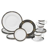 Lenox® Vintage Jewel 20-Piece Dinnerware Set