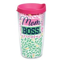 "Tervis® ""Mom Boss"" 16 oz. Wrap Tumbler with Lid"