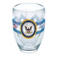 Tervis® 9 oz. United States Navy Camo Stemless Wine Glass