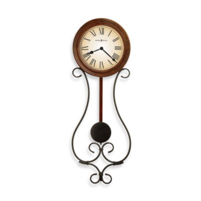 howard miller kersen wall clock