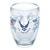 Tervis® 9 oz. United States Air Force Camo Stemless Wine Glass