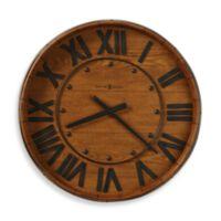 Howard Miller Wine Barrel Gallery Wall Clock