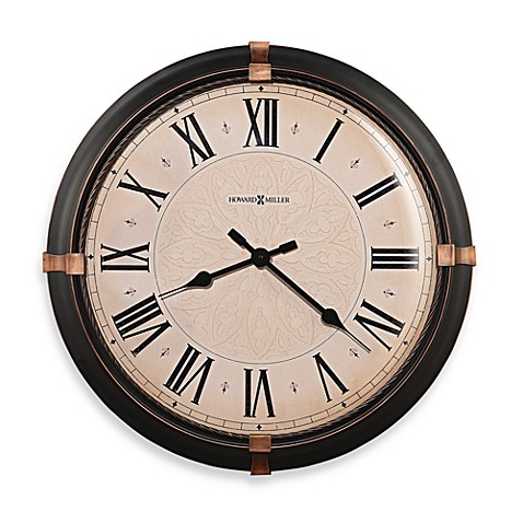 Buy Howard Miller Atwater Gallery 24 Inch Wall Clock From