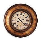 Howard Miller Copper Bay Gallery 29 1/2-Inch Wall Clock