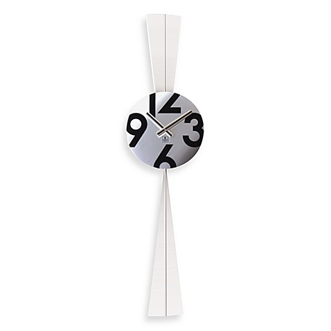 Buy Cupecoy Design Stainless Steel Pendulum Clock From Bed