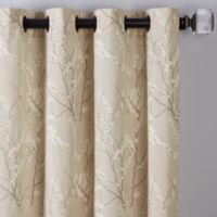 Catkin 63-Inch Grommet Window Curtain Panel in Natural