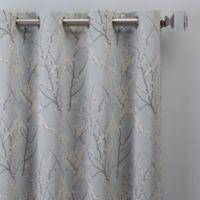 Catkin 63-Inch Grommet Window Curtain Panel in Spa