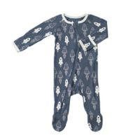 Bestaroo™ Size 3M Rocket Footed Coverall in Navy