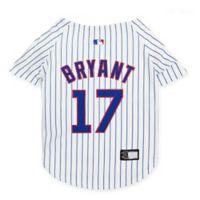 MLB Chicago Cubs Kris Bryant Large Pet Jersey