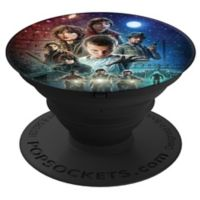 PopSockets Stranger Things Space Phone Grip and Stand