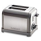 Cuisinart® Metal Classic 2-Slice Toaster in Chrome
