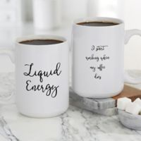 Office Expressions Personalized 15oz. Coffee Mugs