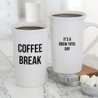 Office Expressions Personalized 16oz. Latte Mug